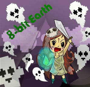 """8-bit Earth"""