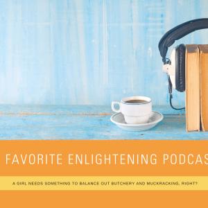 My favorite enlightening podcast