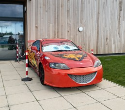 Geekmania Gloucester a car from Cars