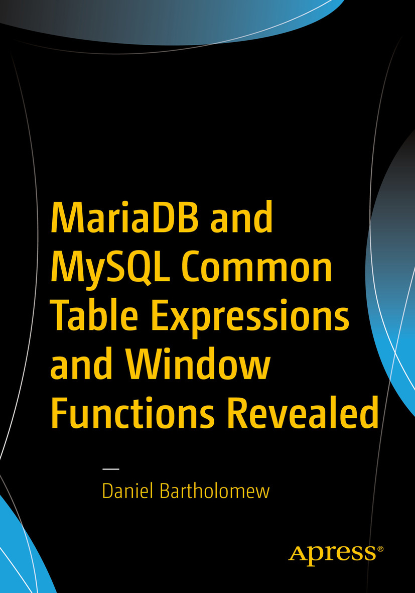 My new book on CTEs and Window Functions is out!