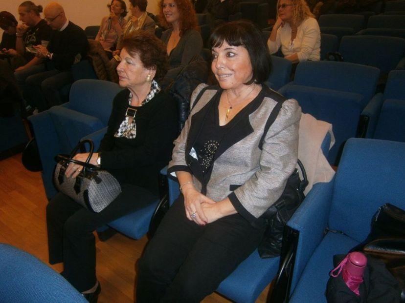 Auditorium Confesercenti Premiazione del concorso lettrario nazionale Perseide 2014.