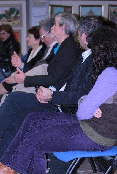 Altri lettori presenti a Ladispoli.