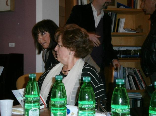 A presentare il mio Nessun Segno sulla Neve è la grande scrittrice italiana Giulia Alberico.