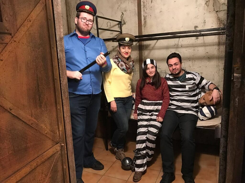 escape room adventure