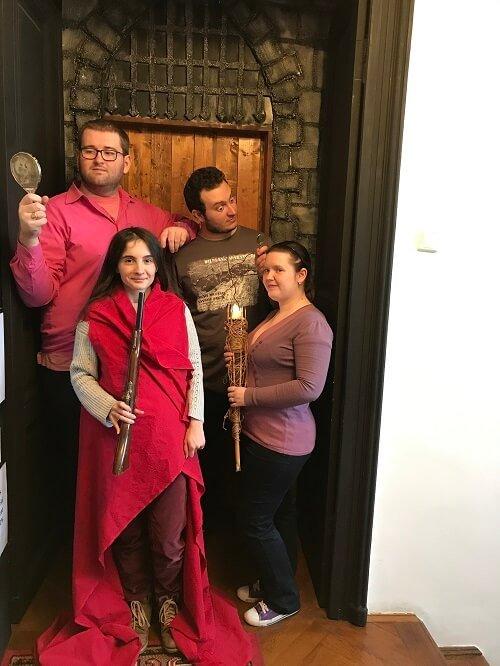 elizabeth bathory escape room