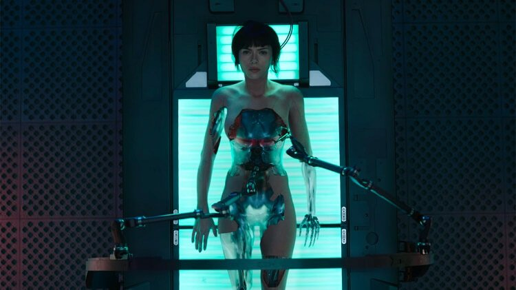 ghost in the shell inteligenta artificiala