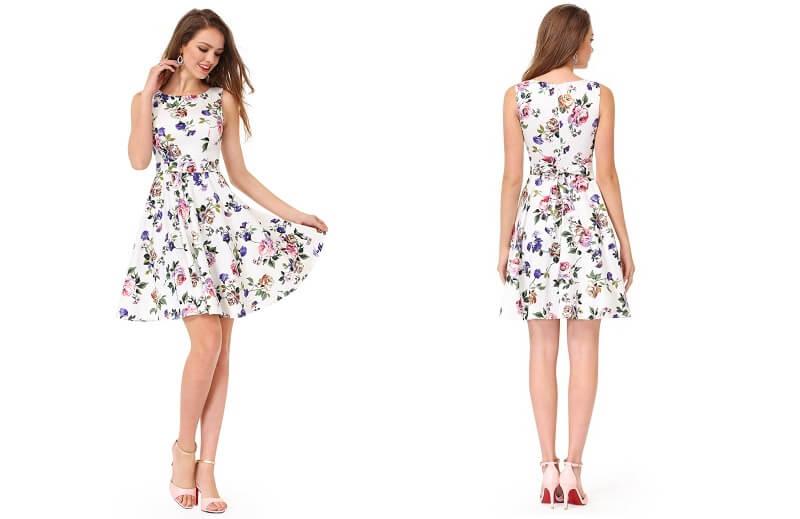 fashion rochie retro iunie