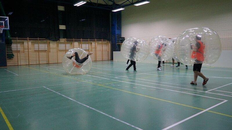 Bubble Soccer joc Daniela Bojinca Blog