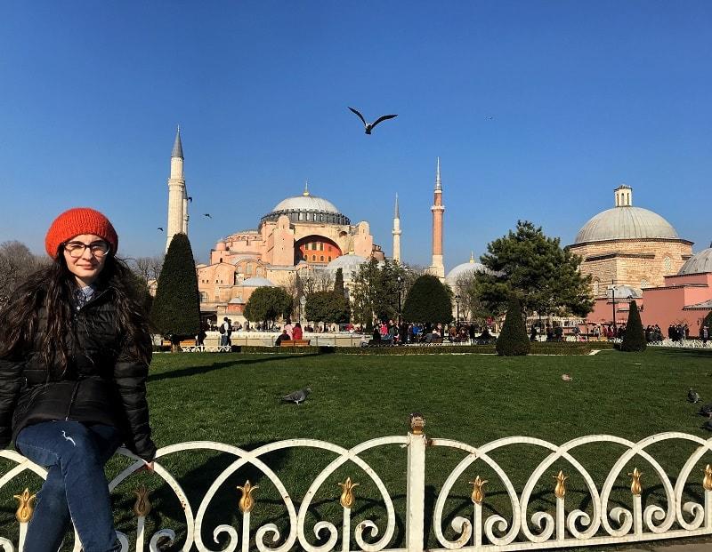hagia sophia istanbul daniela bojinca blog