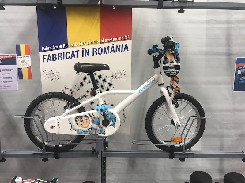 Decathlon fabricat in Romania Obor Vernada Mall daniela bojinca blog