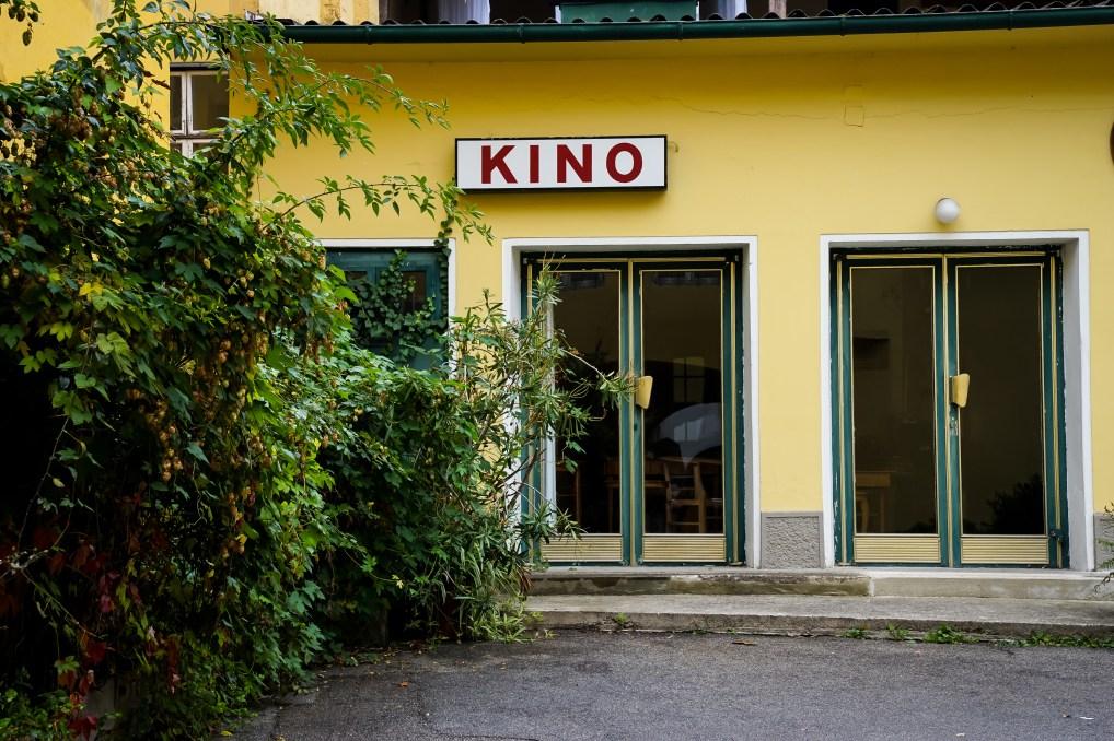 Altes Kino in Melk
