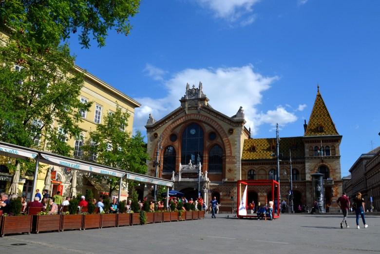 Great Market Hall, budapeste, hungria, pontos turísticos