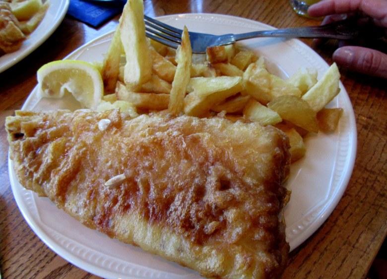 Fish & Chips - Brigton