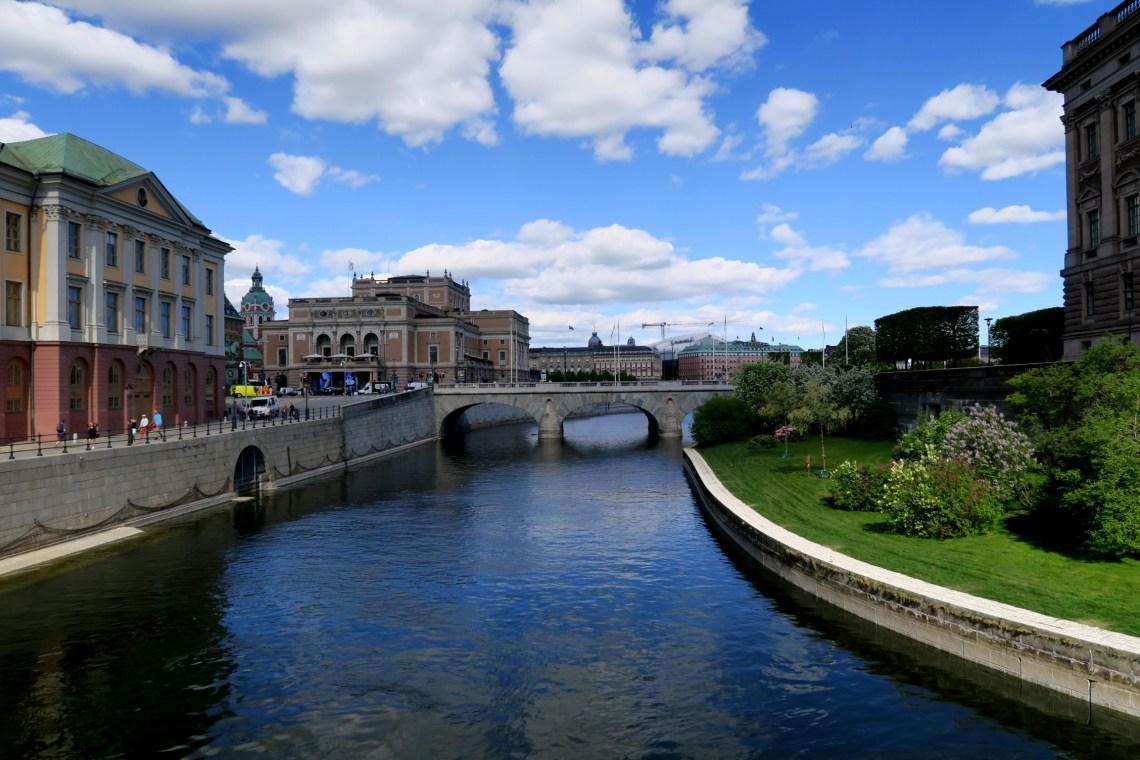Cidade Velha, Estocolmo