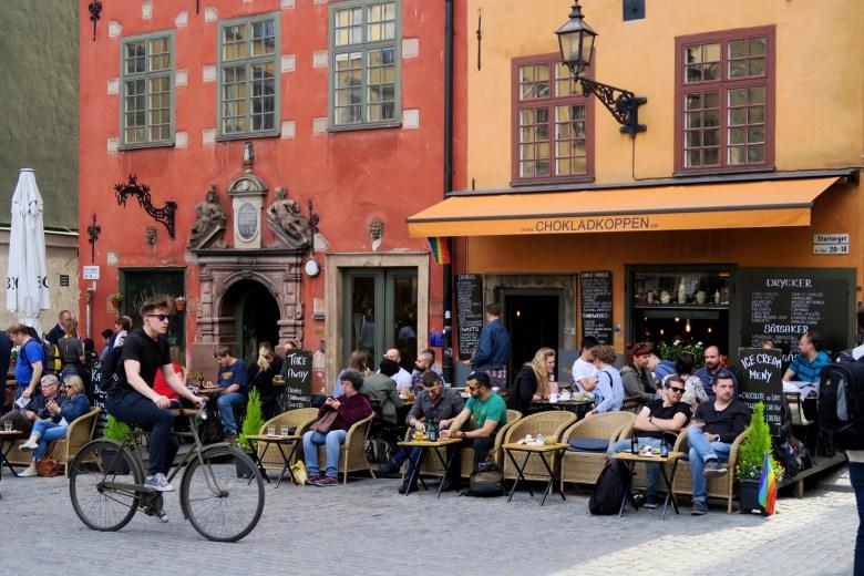 Estocolmo, Gamla Stan