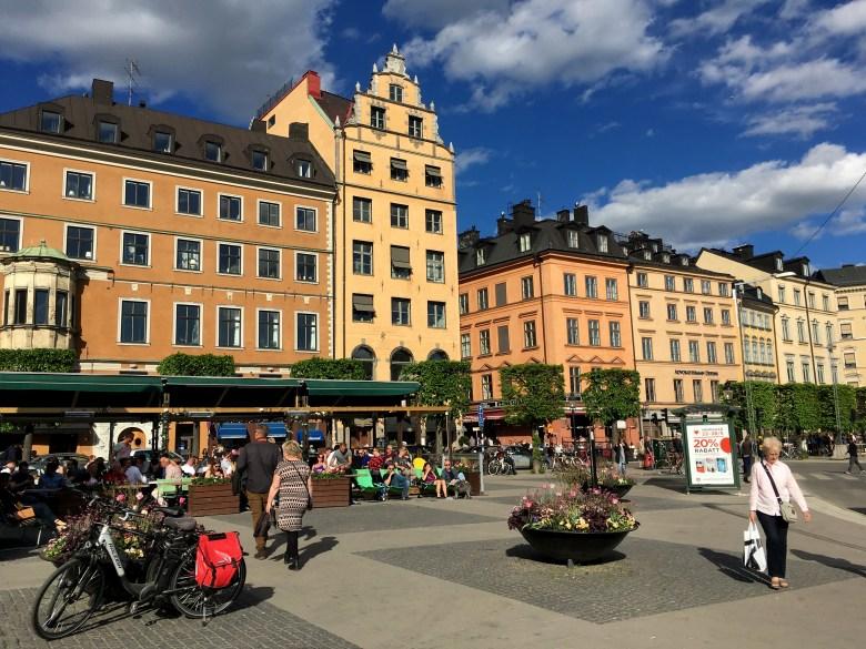 Gamla Stan - Estocolmo