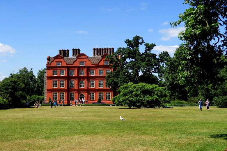 kewpalace - Kew Gardens - Jardim Botânico - Londres