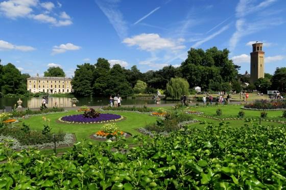 Kew Gardens, Jardim Botânico de Londres