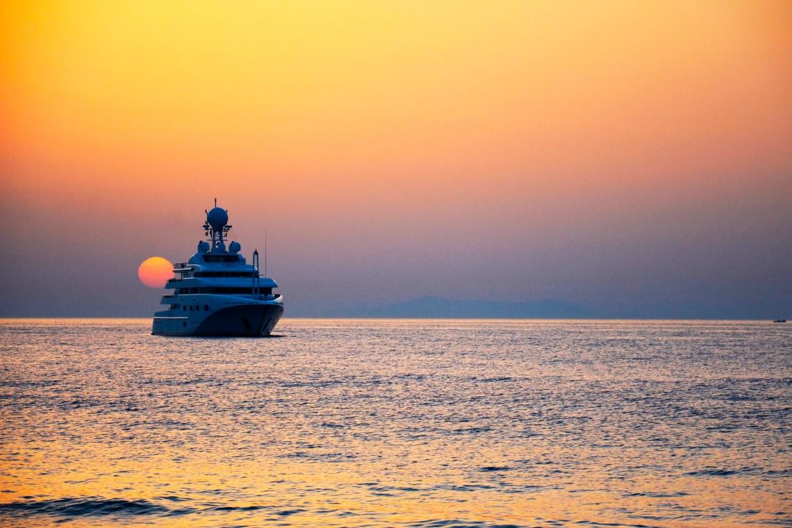 por do sol - mykonos - cruzeiro - ilhas gregas