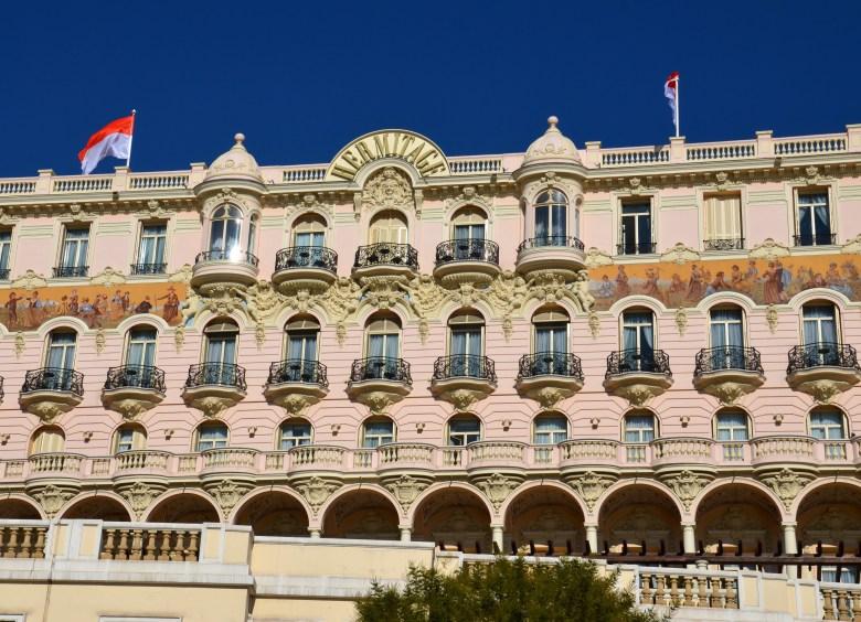hotel - hermitage - belle epoque - monaco - monte - carlo - frança