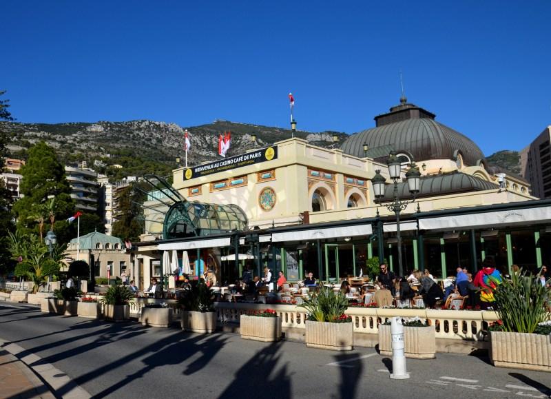 casino café paris - monte carlo - monaco - frança