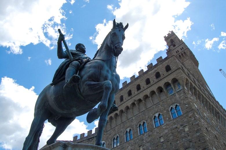museu di palazzo vecchio - florença - toscana - italia - turismo