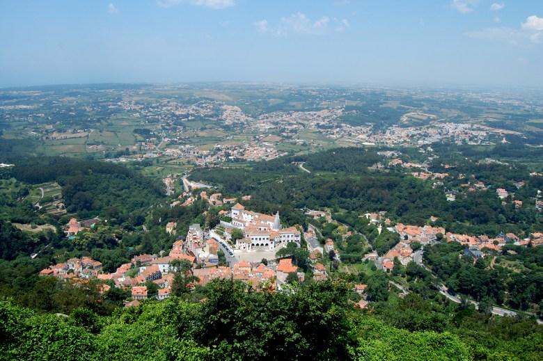 castelo dos mouros - sintra - bate-volta-de-lisboa-portugal - turismo