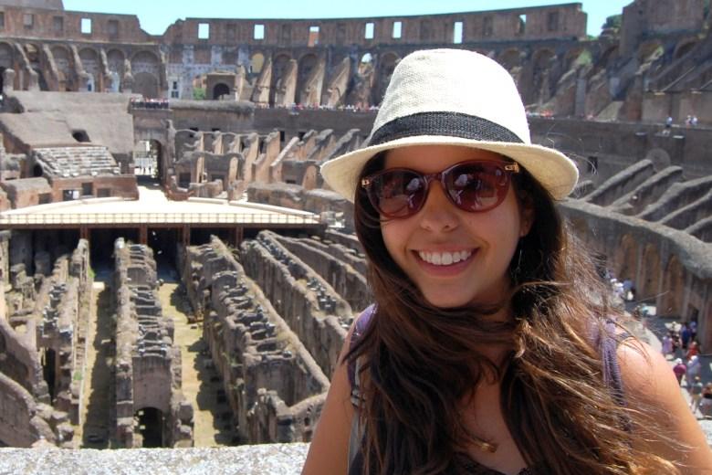 coliseu - roma - itália - pontos-turísticos