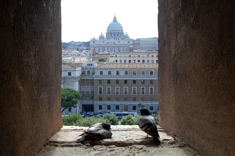 Castelo de Sant'Angelo - roma - pontos turísticos - itália