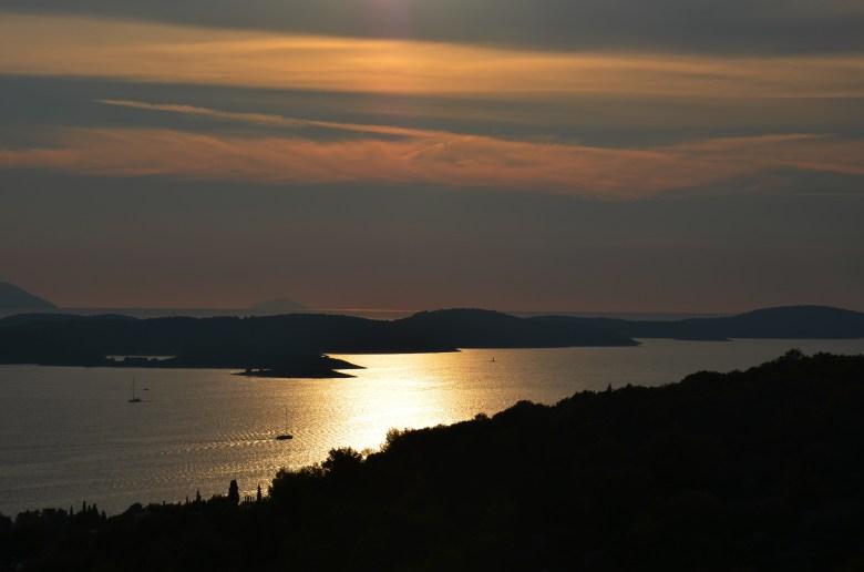 ilhas pakleni - fortica - fortaleza - hvar - croácia - pontos turísticos
