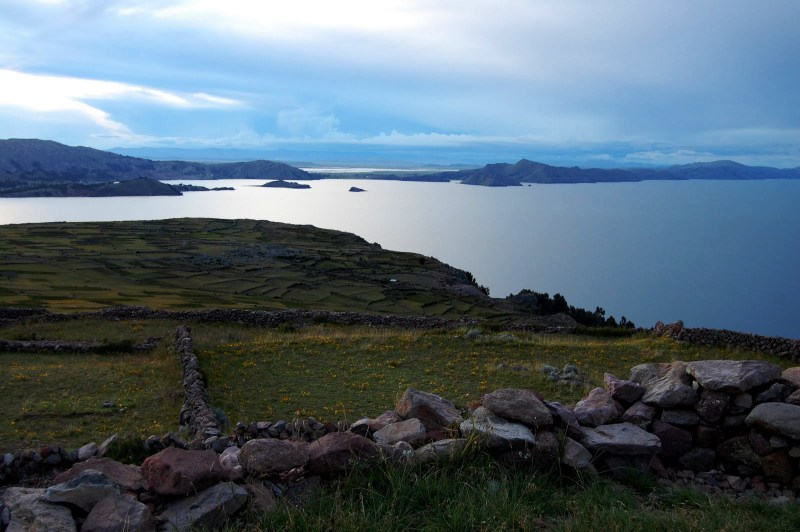Ilha de Amantani - Lago Titicaca - Peru