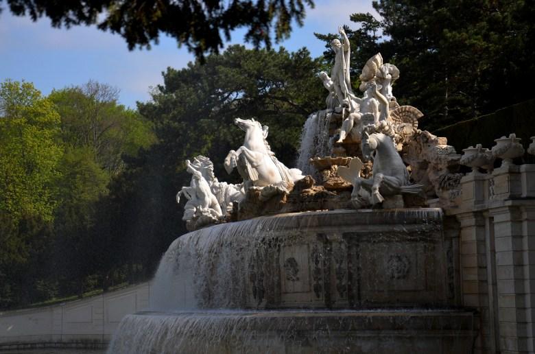 Palácio Schönbrunn - viena - austria - pontos turisticos