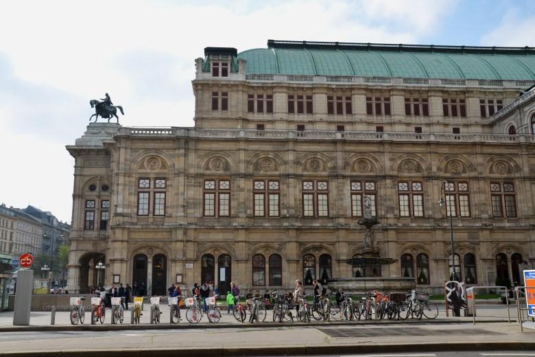 opera - viena - áustria - pontos turísticos - roteiro pelo leste europeu