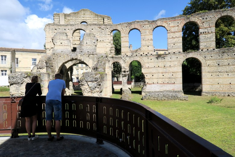 palais gallien - bordeaux - bordéus - turismo - frança