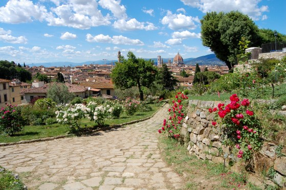 roteiro na toscana - florença - itália