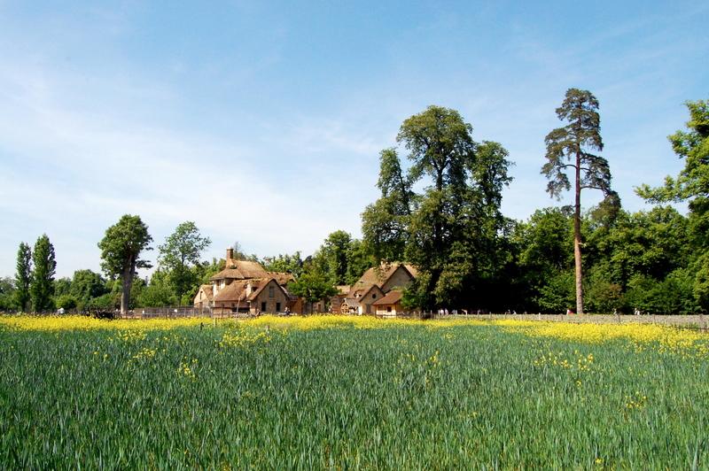 fazenda maria antonieta - versalhes - pontos turísticos