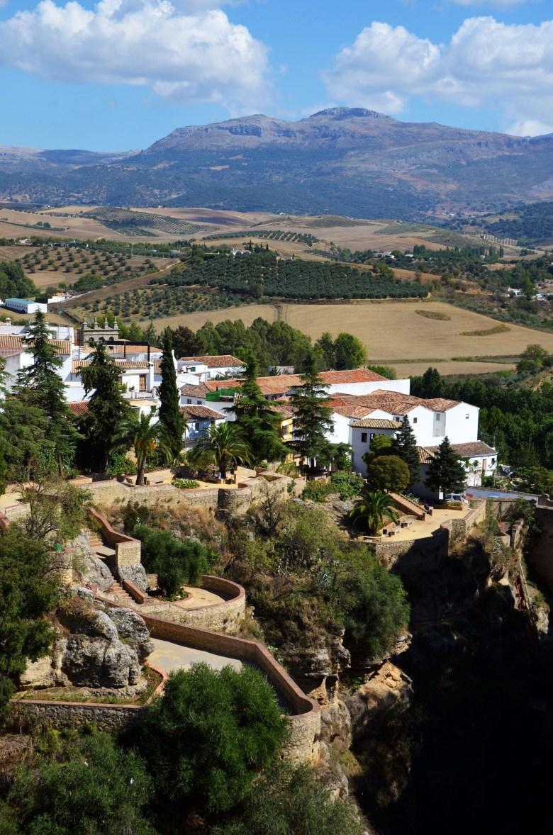 jardines de cuenca - o que fazer em ronda - andaluzia - espanha