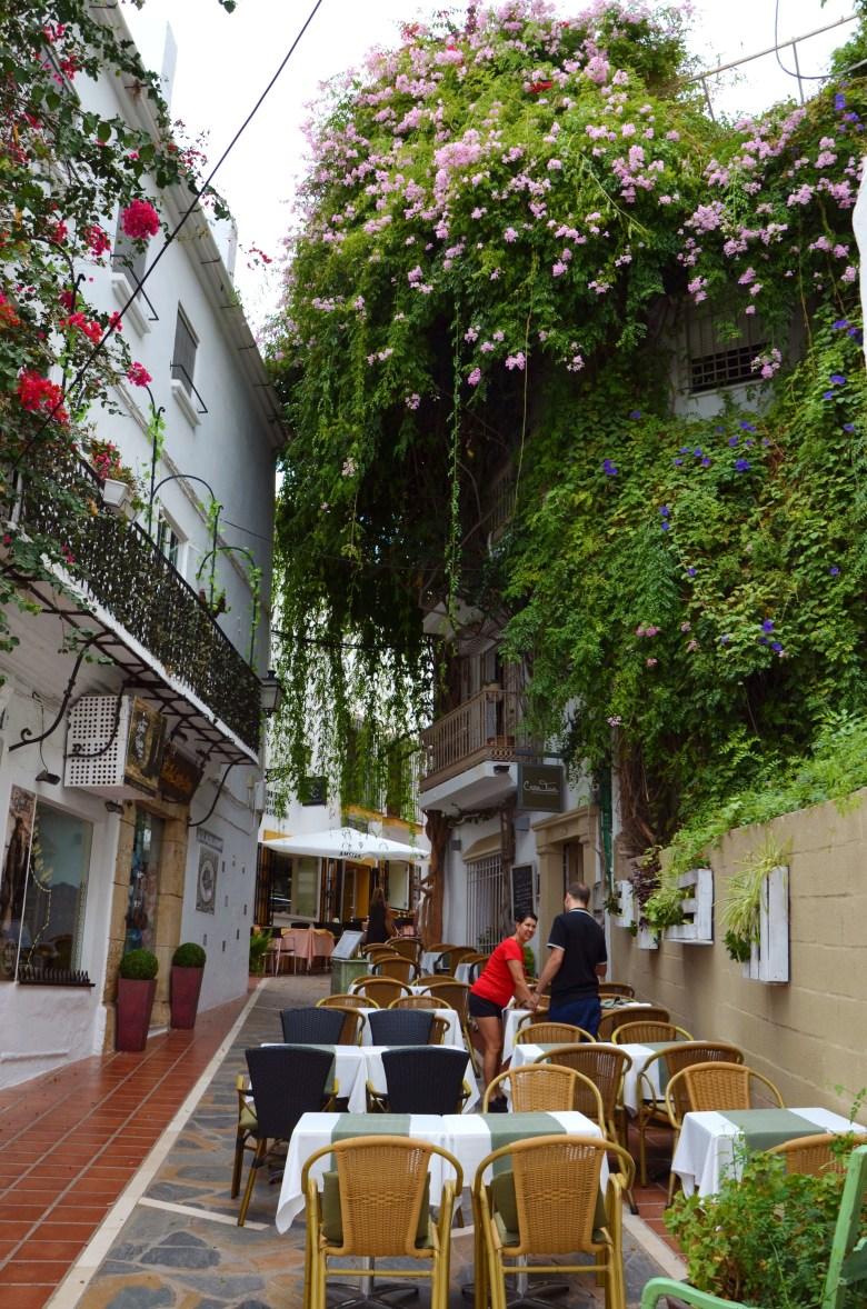 centro histórico de marbella - andaluzia - espanha - turismo