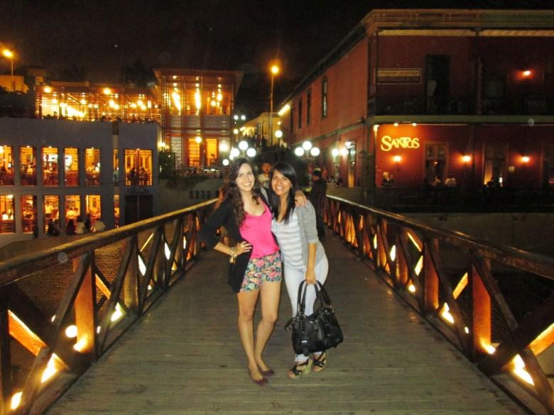 ponte dos suspiros - barranco - lima - turismo