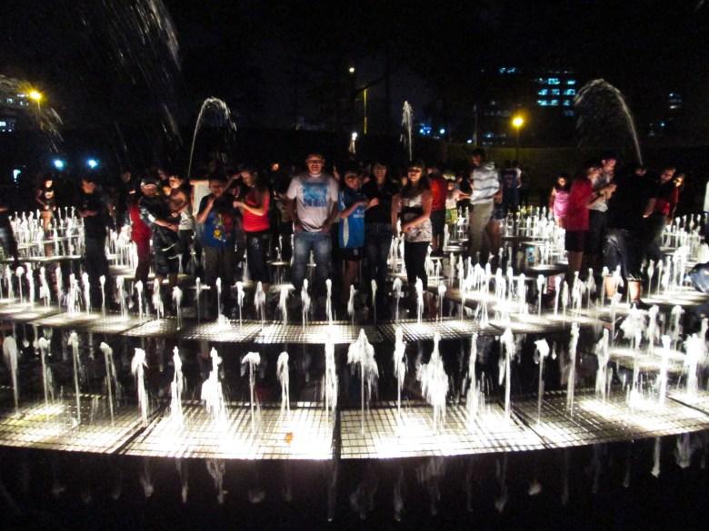 circuito mágico das águas - lima - peru - turismo