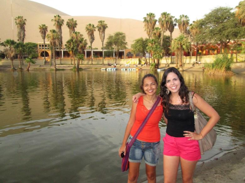 huacachina - oásis - peru - turismo