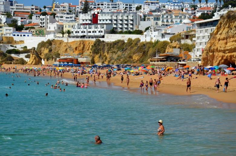 praia dos pescadores - albufeira - portugal - turismo