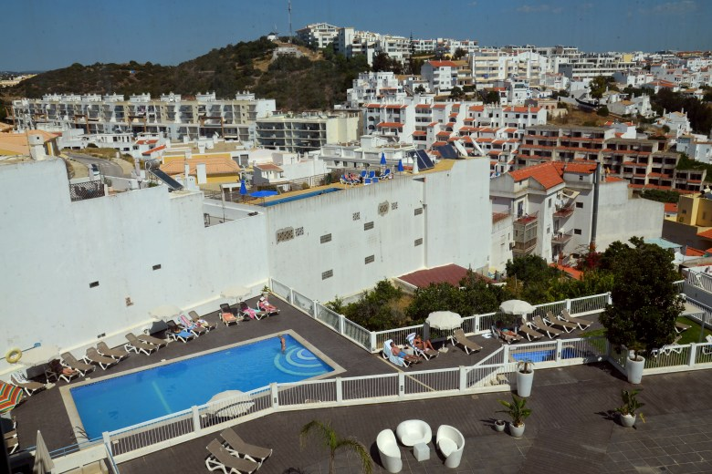 piscina - albufeira - portugal - turismo