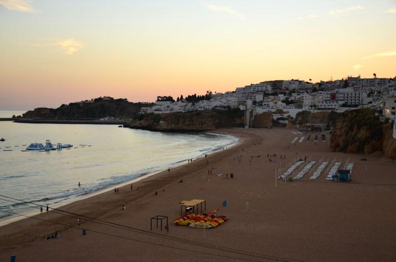 praia dos pescadores - albufeira - algarve - portugal
