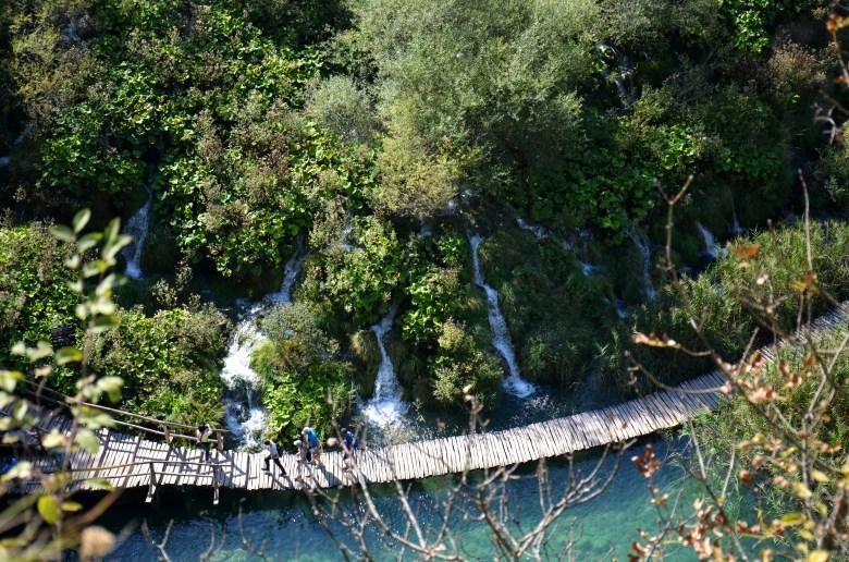 tour no parque nacional dos lagos plitvice - croácia - dicas de viagem