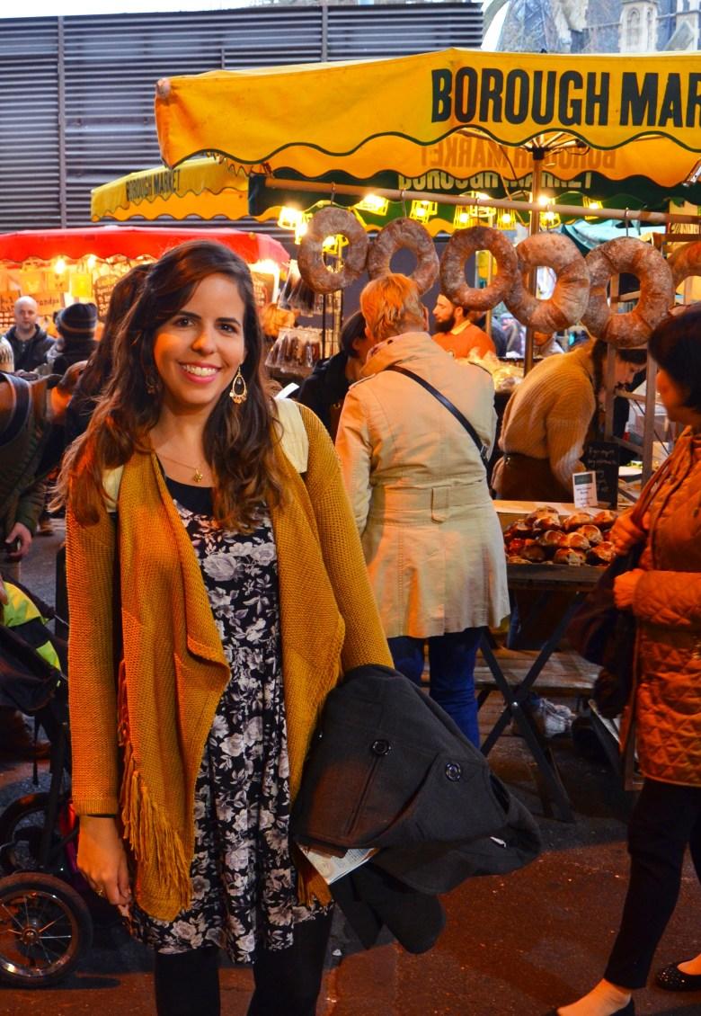 borough market - mercados de comida em Londres