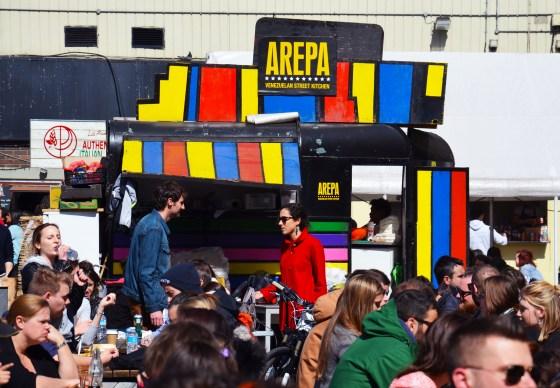 brick lane market - os melhores mercados de comida em londres