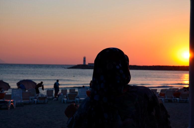 por do sol em kusadasi - roteiro na turquia