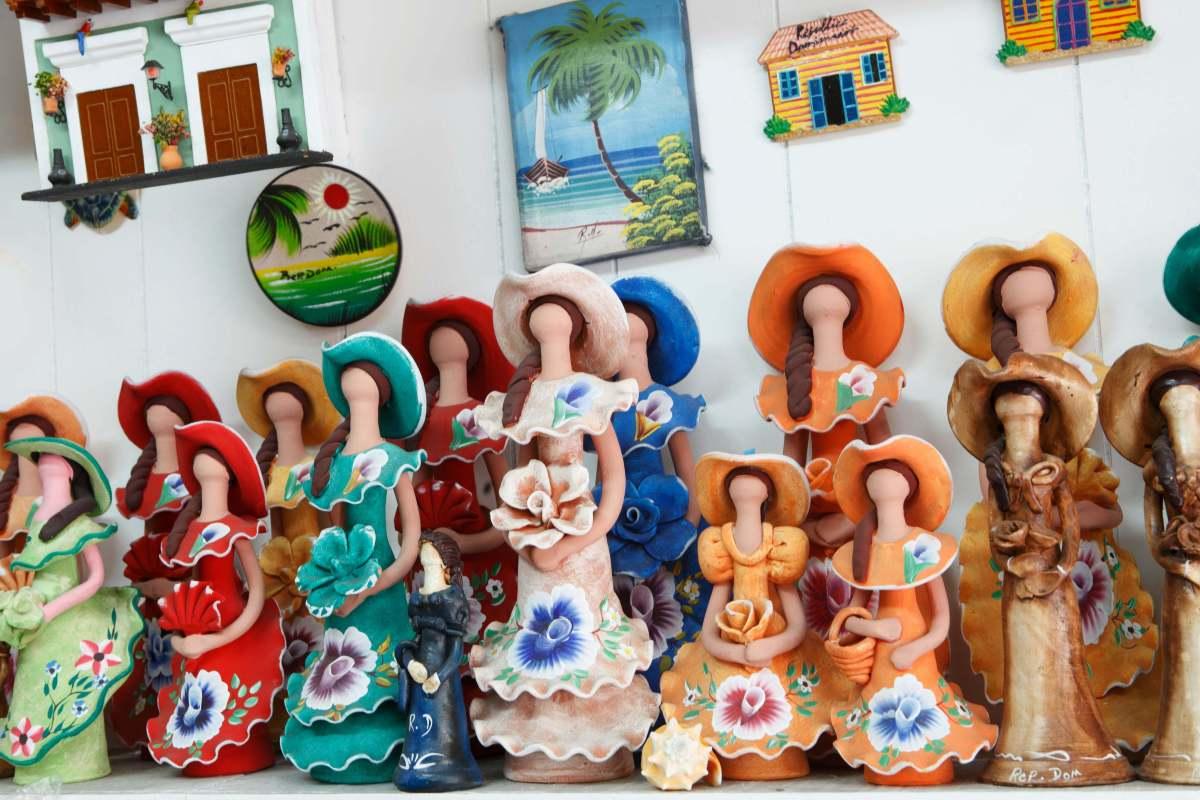 I souvenir tipici di Santo Domingo