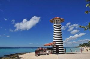 spiaggia dove si trova los flamencos aparthotel